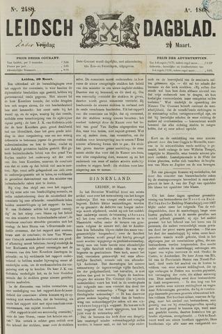 Leidsch Dagblad 1868-03-21