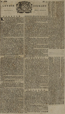 Leydse Courant 1808-03-11