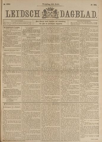 Leidsch Dagblad 1901-07-12