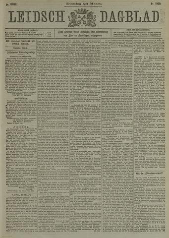 Leidsch Dagblad 1909-03-23