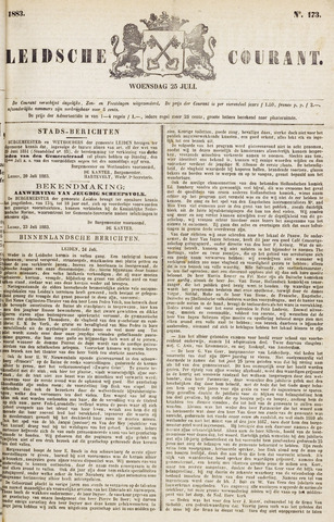 Leydse Courant 1883-07-25