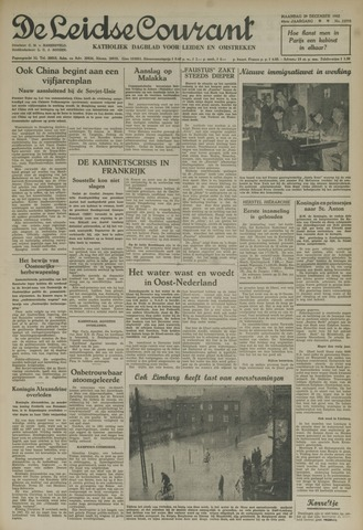 Leidse Courant 1952-12-29