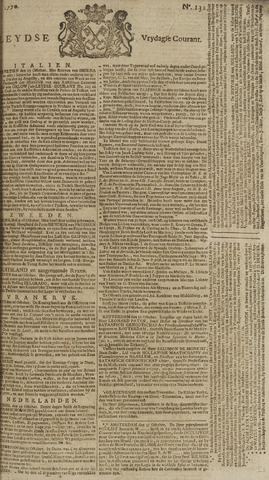 Leydse Courant 1770-11-02