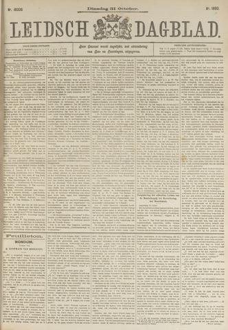 Leidsch Dagblad 1893-10-31