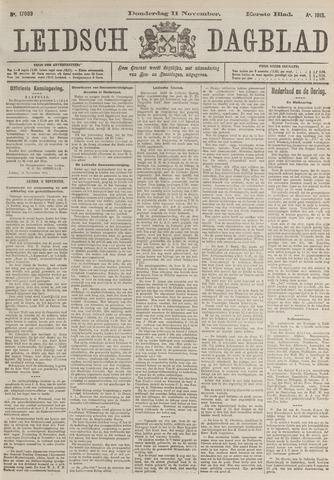 Leidsch Dagblad 1915-11-11
