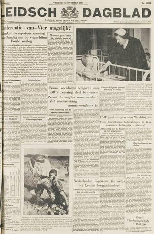 Leidsch Dagblad 1954-11-12