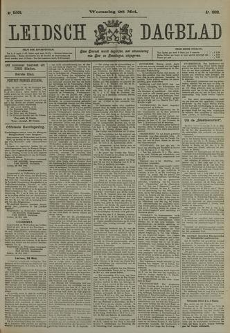 Leidsch Dagblad 1909-05-26