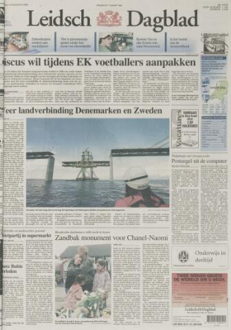 Leidsch Dagblad 1999-08-14