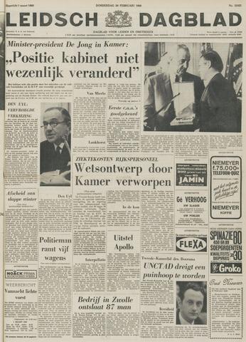 Leidsch Dagblad 1968-02-29