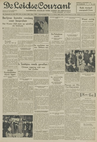 Leidse Courant 1948-11-16