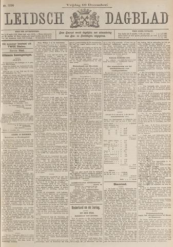 Leidsch Dagblad 1915-12-10