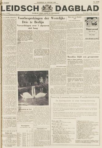 Leidsch Dagblad 1954-01-23