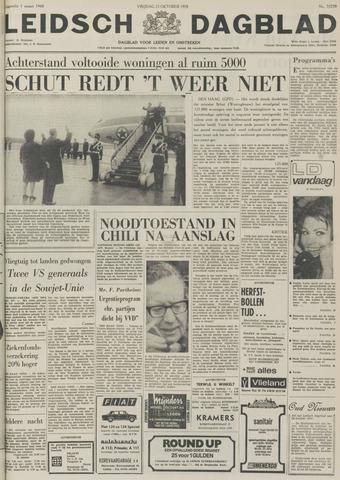 Leidsch Dagblad 1970-10-23