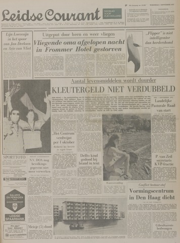 Leidse Courant 1971-09-01