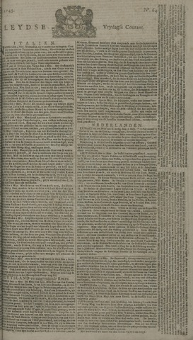 Leydse Courant 1745-05-28