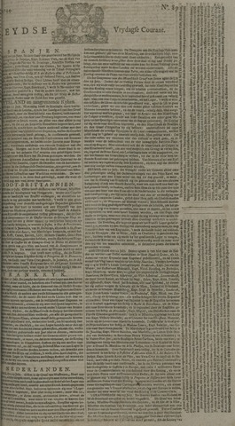 Leydse Courant 1744-07-24