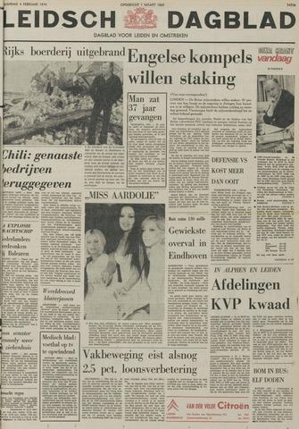 Leidsch Dagblad 1974-02-04