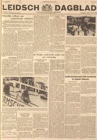 Leidsch Dagblad 1949-06-20