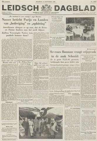 Leidsch Dagblad 1956-09-10