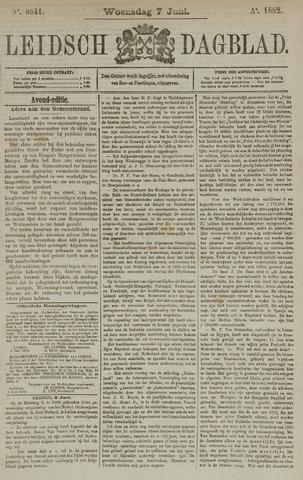 Leidsch Dagblad 1882-06-07