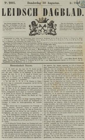 Leidsch Dagblad 1866-08-30