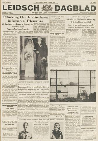 Leidsch Dagblad 1954-12-29