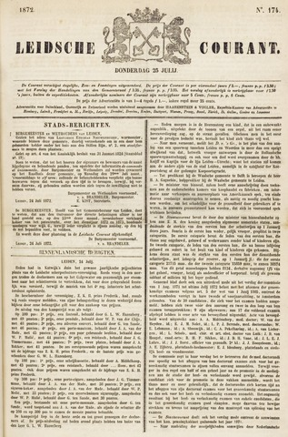 Leydse Courant 1872-07-25