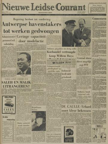 Nieuwe Leidsche Courant 1965-01-07
