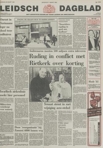 Leidsch Dagblad 1985-03-26