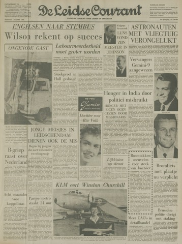 Leidse Courant 1966-03-01