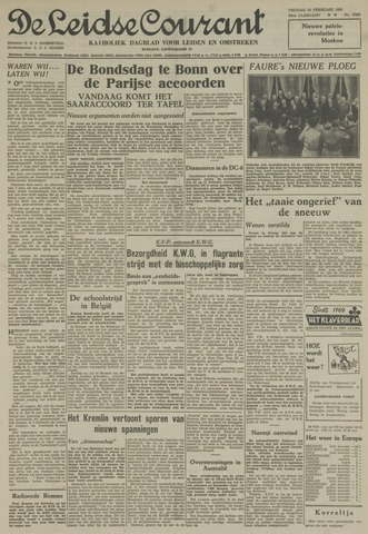 Leidse Courant 1955-02-25