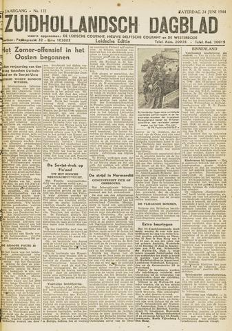 Zuidhollandsch Dagblad 1944-06-24