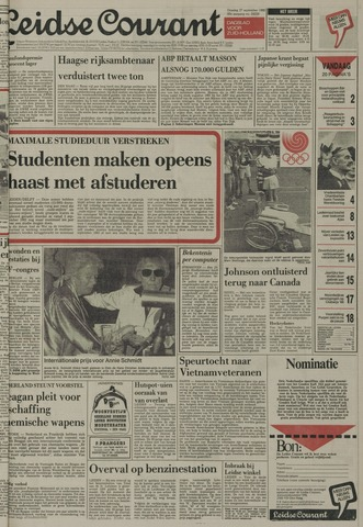 Leidse Courant 1988-09-27