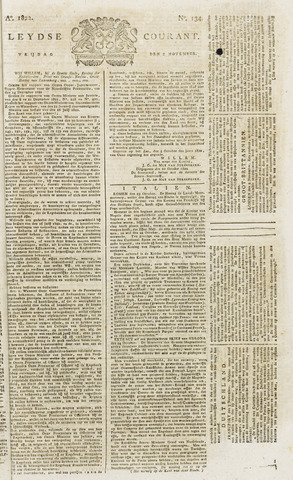 Leydse Courant 1822-11-08