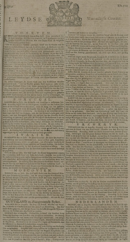 Leydse Courant 1729-08-24