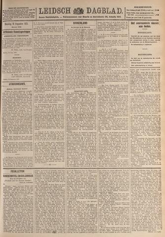 Leidsch Dagblad 1921-08-16