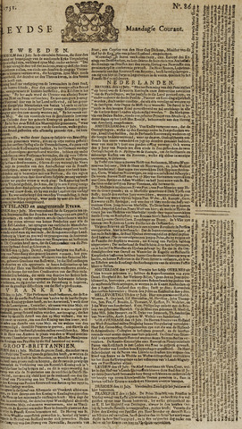 Leydse Courant 1751-07-19