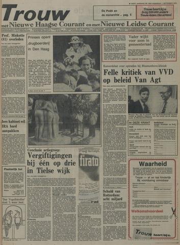 Nieuwe Leidsche Courant 1976-09-01