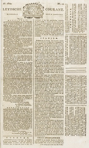Leydse Courant 1824-01-28