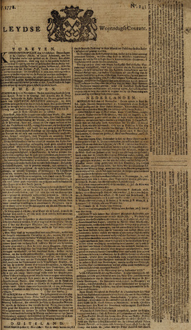 Leydse Courant 1778-11-25