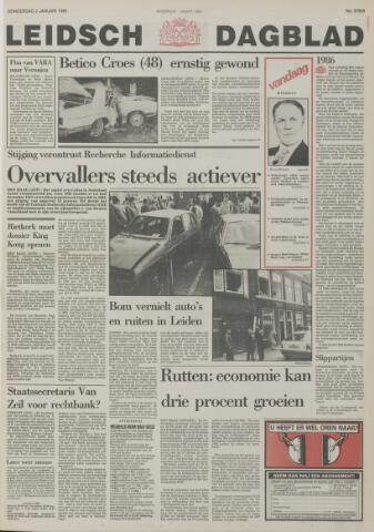 Leidsch Dagblad 1986