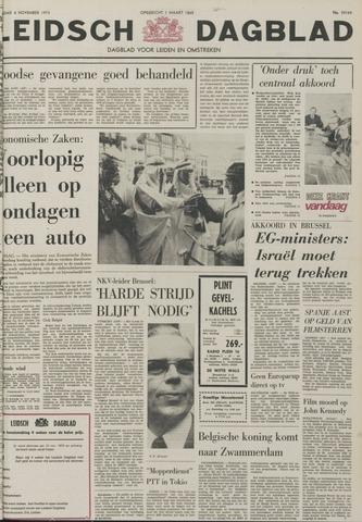 Leidsch Dagblad 1973-11-06