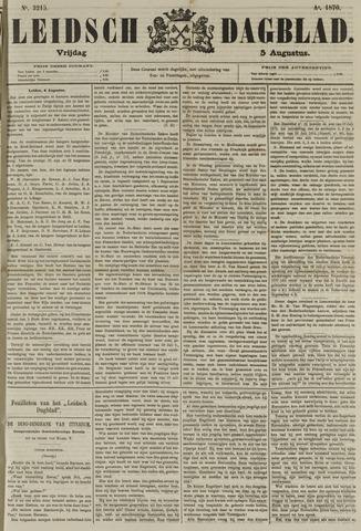 Leidsch Dagblad 1870-08-05