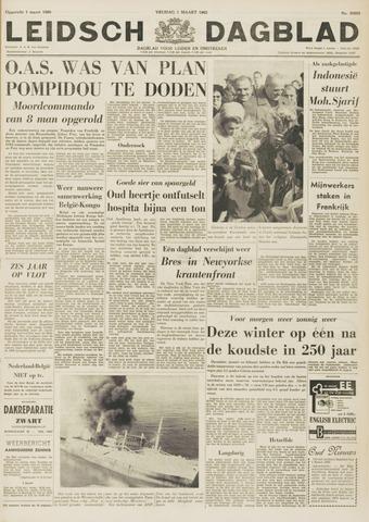 Leidsch Dagblad 1963-03-01