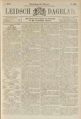 Leidsch Dagblad 1893-03-21