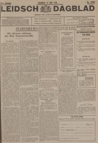 Leidsch Dagblad 1938-06-13