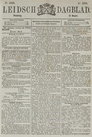 Leidsch Dagblad 1878-03-18