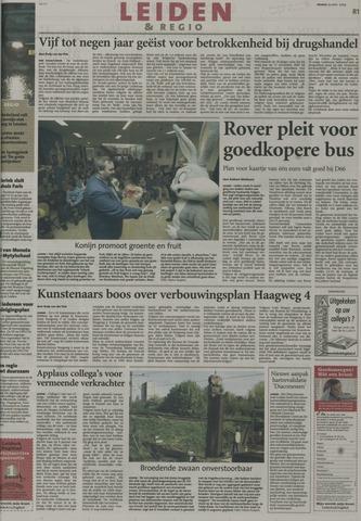 Leidsch Dagblad 2004-04-23