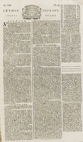 Leydse Courant 1820-05-26