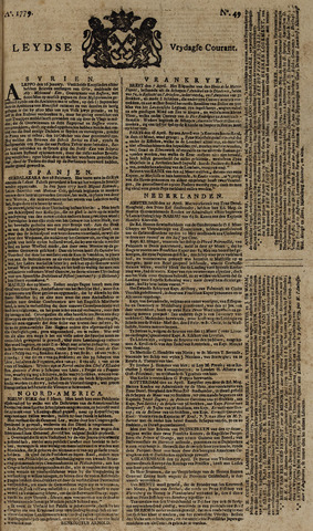 Leydse Courant 1779-04-23